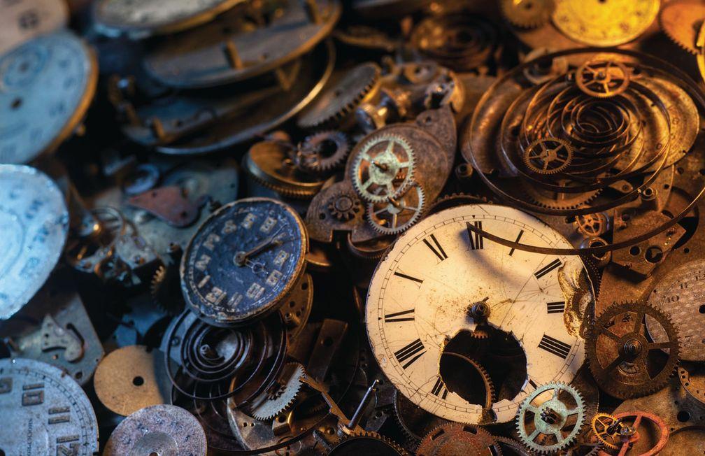 Китайские коллекционеры заново открывают для себя историю древних карманных часов
