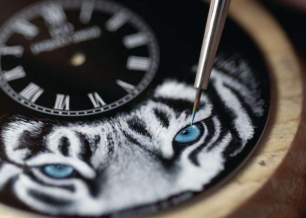 Часы: осенние новинки