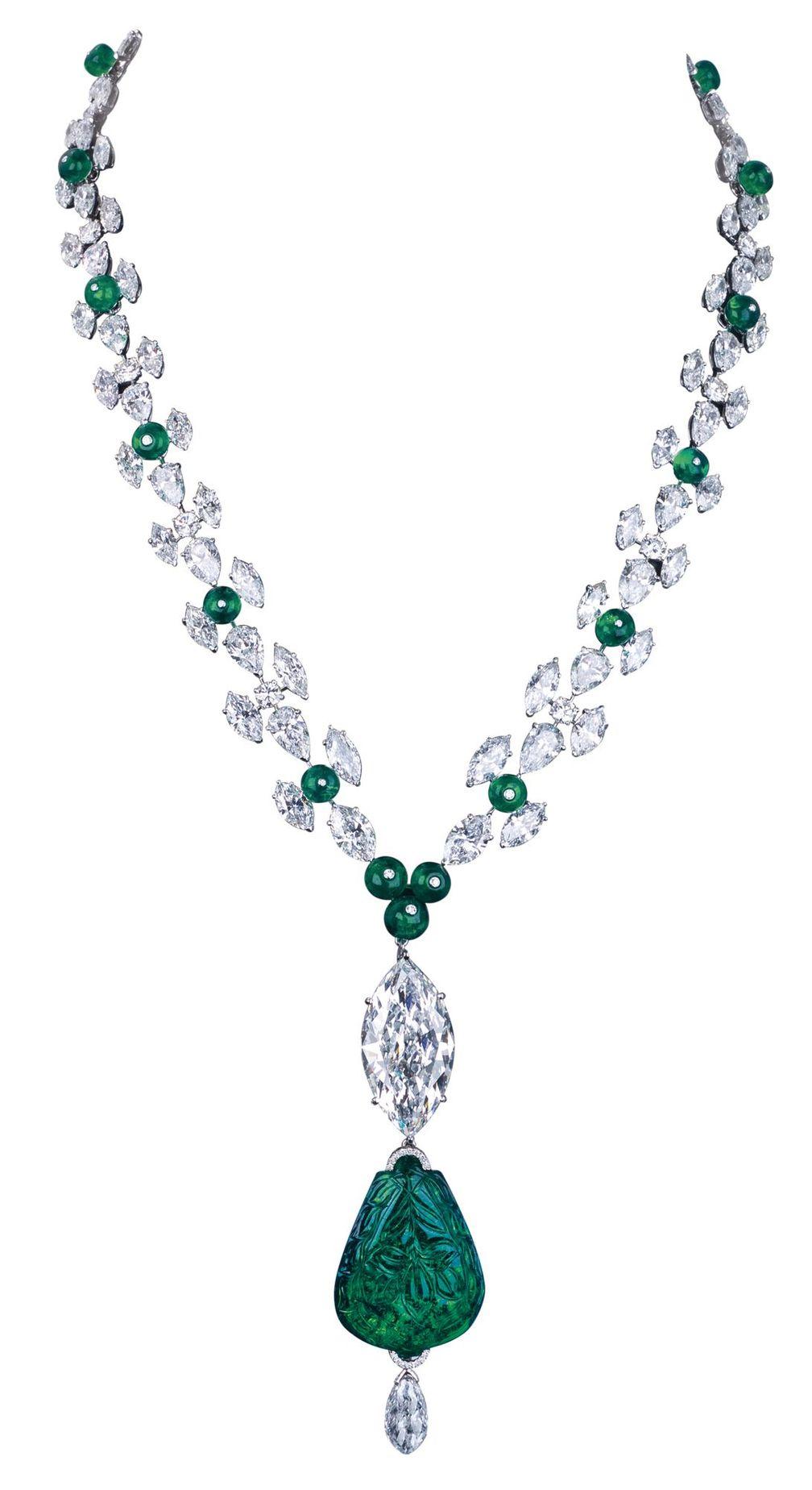 Модернизированные ожерелья Moussaieff