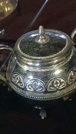 Как гравируют серебро дагестанские ювелиры?