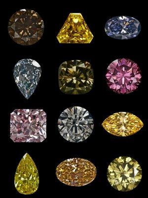 как определять камни в украшениях