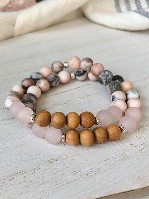 браслеты из камней