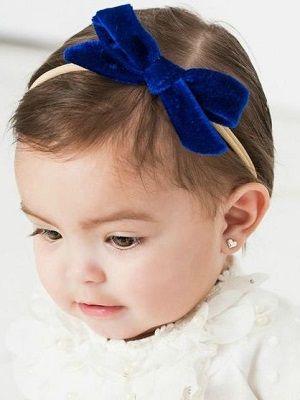 аккуратные сережки для маленькой девочки
