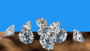 Мировая алмазная промышленность: Ботсвана