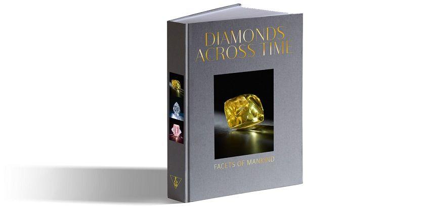 Книга бриллианты сквозь время