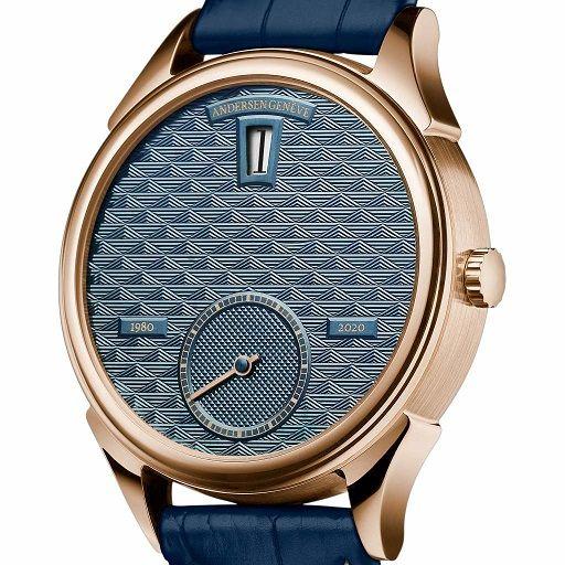Часы от ANDERSEN Genève