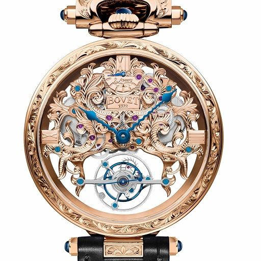 Часы от Bovet 1822