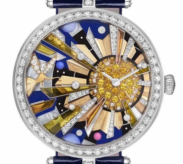 Часы Van Cleef & Arpels