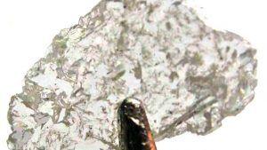 Растворение алмаза в глубине Земли