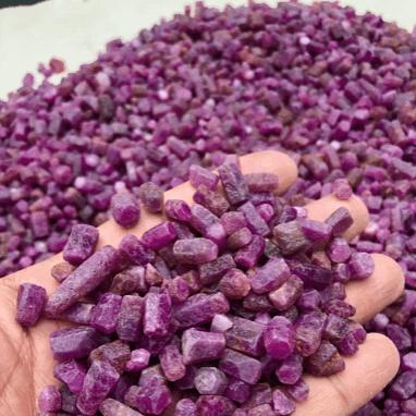 Сколько стоит сырье корундов на Мадагаскаре?