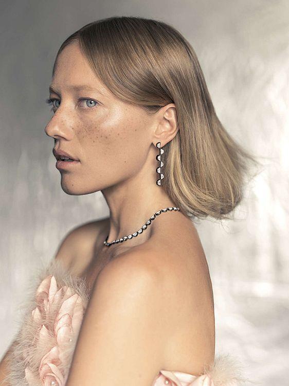 Звездные драгоценности: бриллианты огранки полумесяц