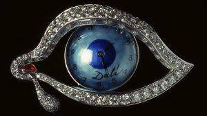 Сальвадор Дали: украшенный драгоценностями сюрреализм