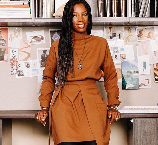 Катрин Сарр, создатель бренда Almasika, об истоках своей новой коллекции Sagesse
