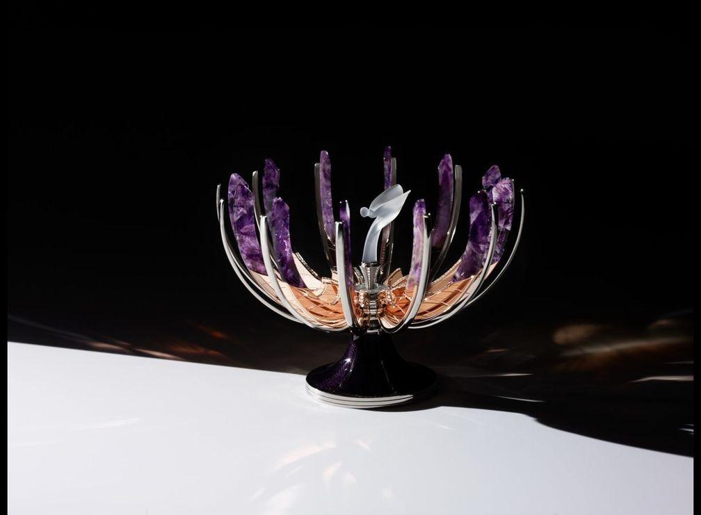 «Это было похоже на гранату»: Rolls-Royce x Fabergé Imperial Egg