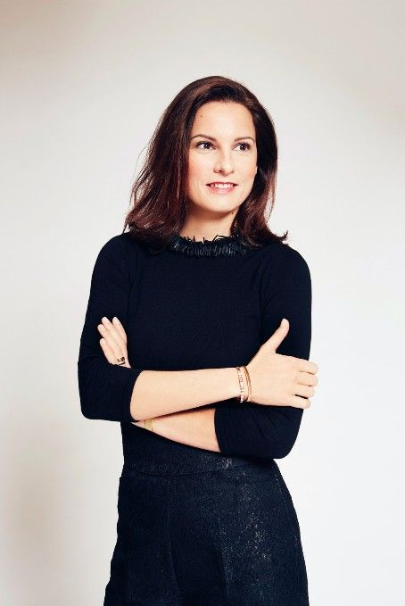 Клер Шуан, креативный директор Boucheron