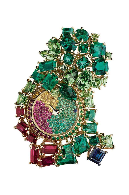 Dior Joaillerie Multicolore Nuit Tanzanite
