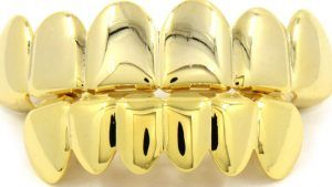 Грилзы – ювелирные украшения для зубов