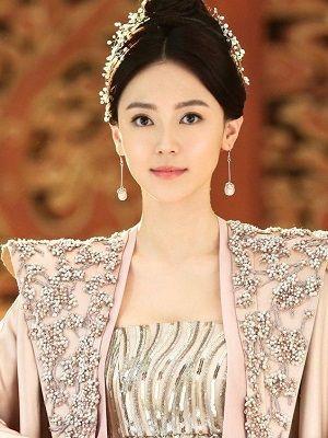 девушка из Азии