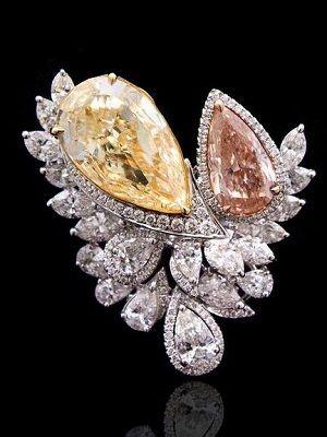 Что такое коньячные бриллианты и стоит ли покупать украшения с ними
