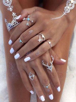 Какие кольца на каком пальце носить женщинам и мужчинам?