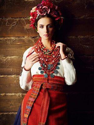 украинские украшения