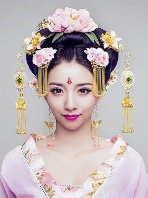 фото азиатки