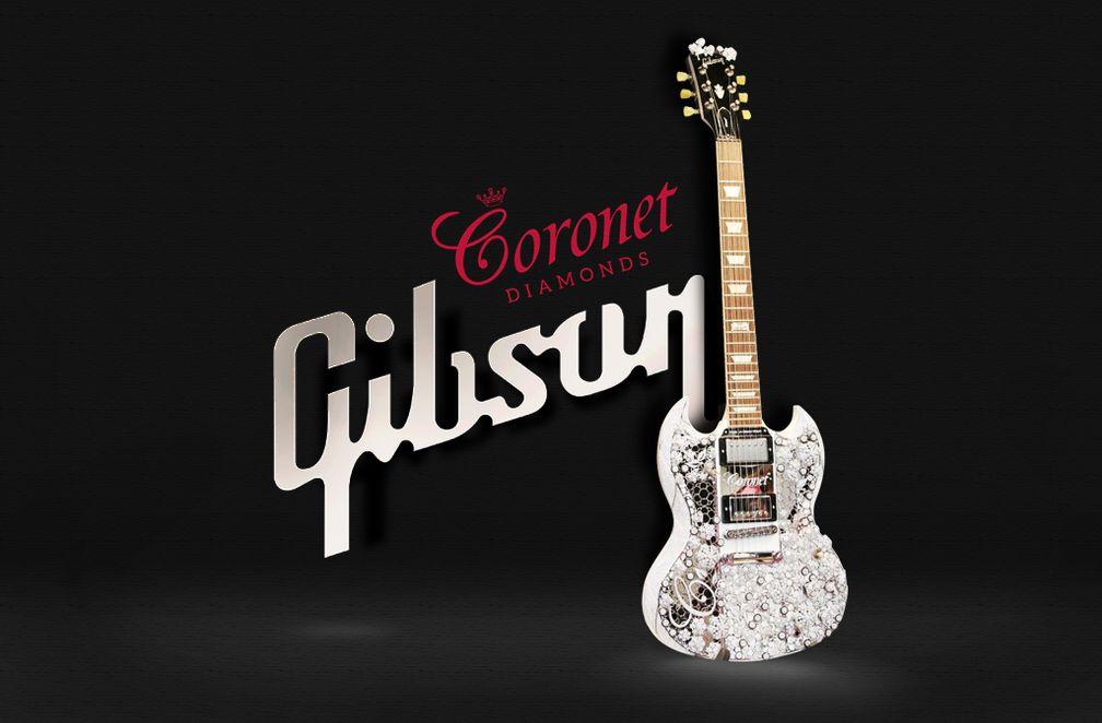 Бриллиантовая гитара, Eden of Coronet