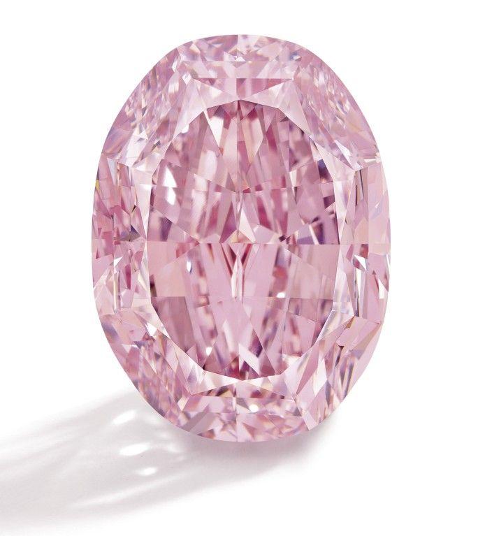 Блеск розового бриллианта «Дух Розы»