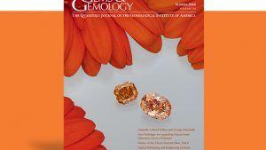 О журнале «Лето 2020» Gems & Gemology