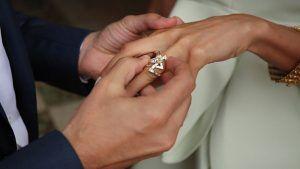 Необычные обручальные кольца от Gaelle Khouri