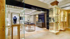 Реструктуризация De Beers и бренды для привлечения внимания к социальным покупкам