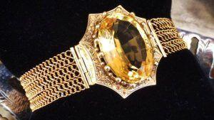 19 желтых драгоценных камней