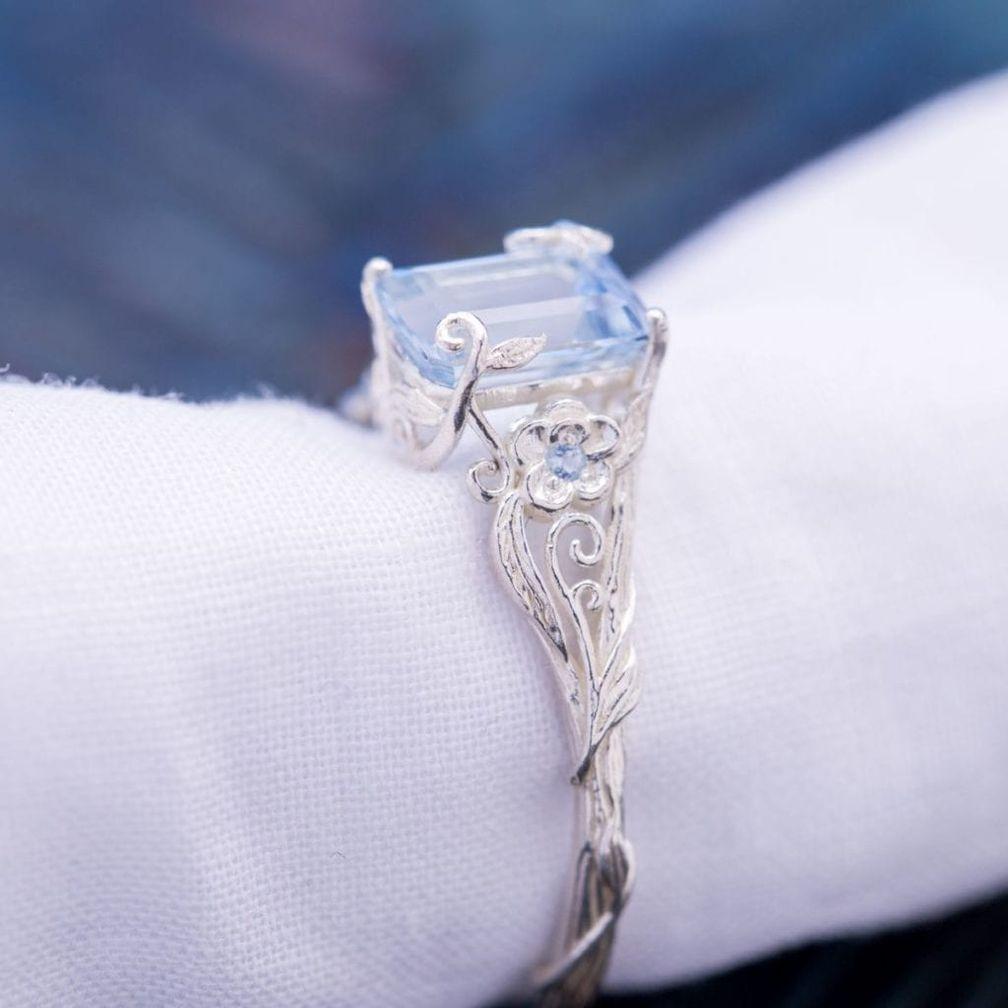 Вдохновленная природой филигрань укоренилась в эдвардианских украшениях