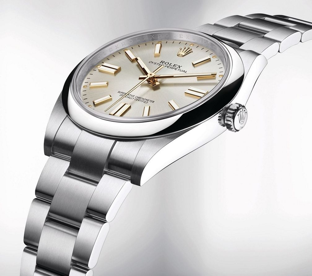 Oyster Perpetual 41 мм от Rolex