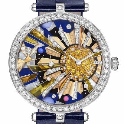 часы Bvlgari Aluminium Chronograph