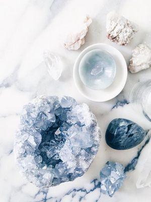 Ангелит: применение и свойства необычного камня