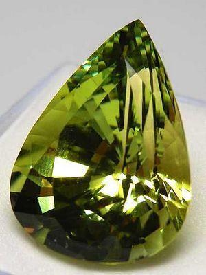 Хризоберилл: свойства камня и его применение