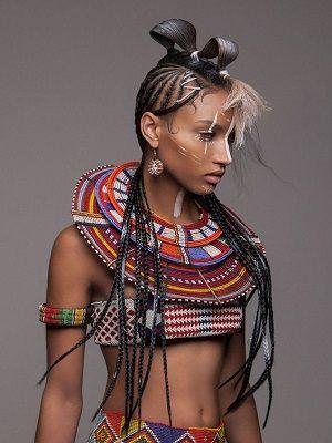 Традиционные украшения разных народов мира: Африка