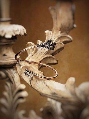 незамкнутое кольцо