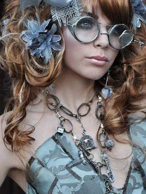 стильный женский лук