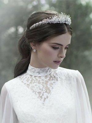 свадебная тиара