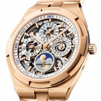 часы Overseas Perpetual Calendar