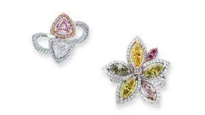 Динамика цен на цветные бриллианты в 2020 году