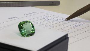 Цветные драгоценные камни получат новую систему оценки