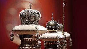 В Эрмитаже открылась выставка работ Фаберже