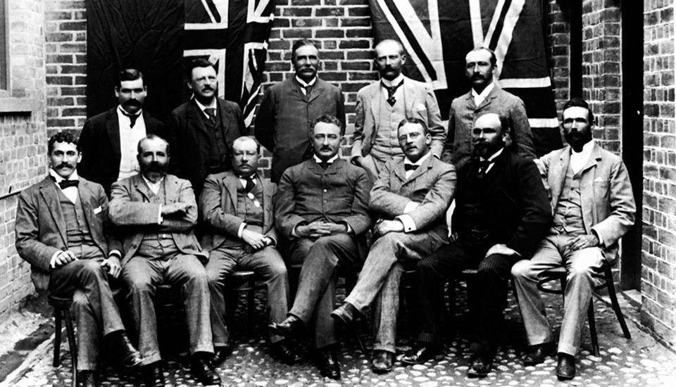 De Beers и его основатели