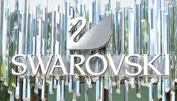 логотип Swarovski