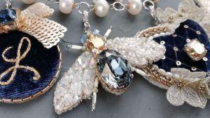 Ювелирные украшения в стиле романтизм