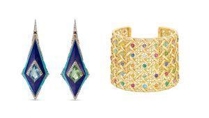 16 потрясающих ювелирных изделий отправились на аукцион, чтобы помочь восстановить Бейрут