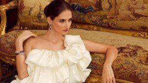 Сногсшибательная коллекция Сесиль Зилха стала главным ювелирным аукционом года